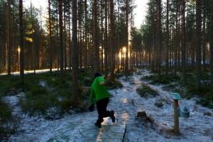 Avaus väylällä #18. Kuva: Mikko Makkonen