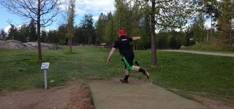 Kivikon Frisbeegolf