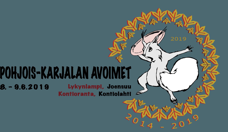 Pohjois-Karjalan Avoimet 2019